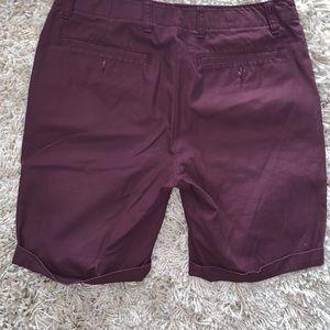 Old Navy Shorts - Stylish Old Navy Purple men's shorts